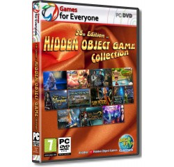 Hidden Object Games Vol.58 - 11in1